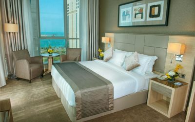 Горящий тур: ОАЭ,  Абу Даби, Tryp By Wyndham Abu Dhabi 4*