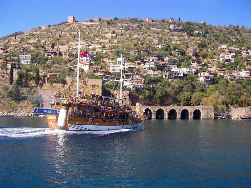 Экскурсия в Аланию: Турция