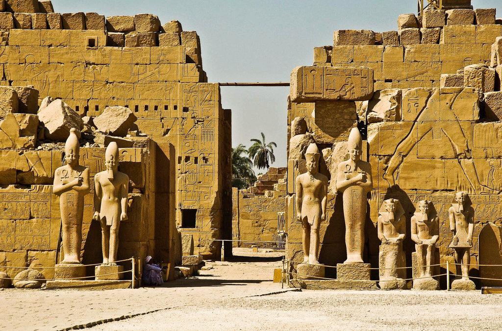 Добро пожаловать в Луксор!