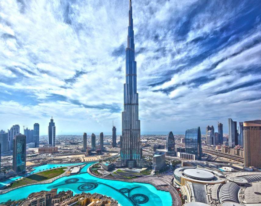 Дубай — гламурный центр для игр…